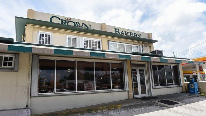 Crown Bakery in Barrigada on July 23, 2018.