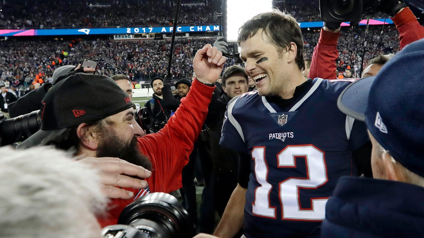 Matt Patricia at Super Bowl LII: I want 'pretty much want everything right all the time'