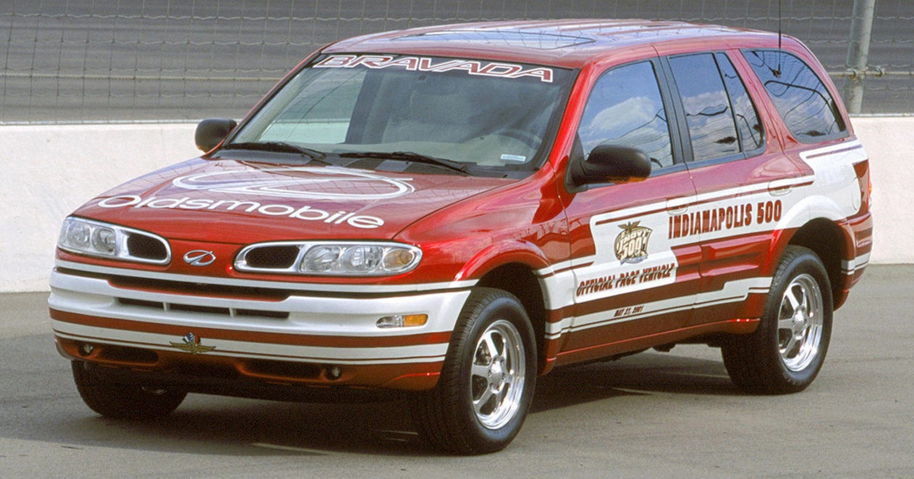 The 10 worst Indy 500 pace cars of all time