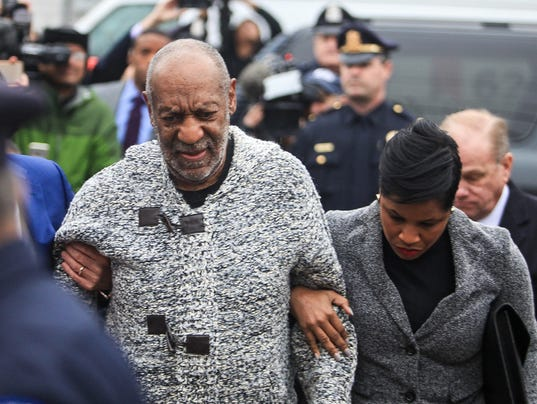 Cosby and Pressley