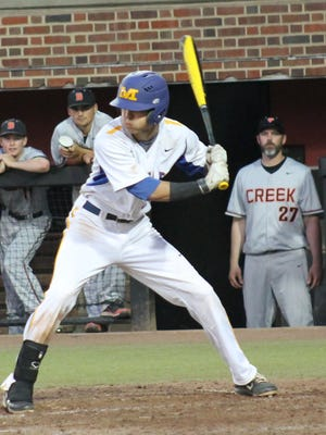 Moeller shortstop Riley Mahan was drafted by the Giants.