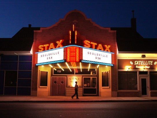 The Stax Museum and Soulsville get a shout-out on the