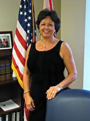 State Rep. Kathleen Passidomo.