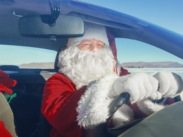 Santa's filling the tank for two lucky Xtras! Members! Enter to win a $100 Marathon gift card. 7/3-7/30