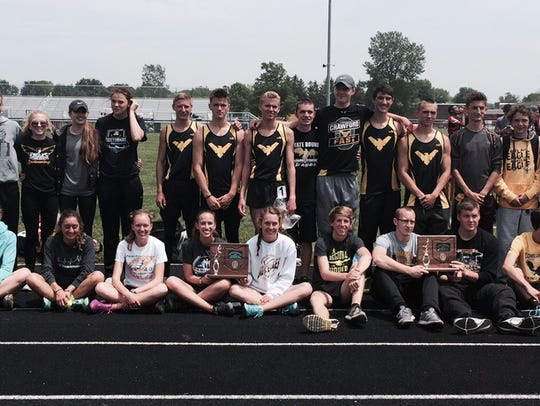 The Colonel Crawford track program shows off its hardware