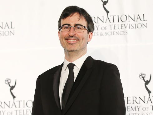 John Oliver's summer stint hosting 'The Daily Show' earned him his own show on HBO.