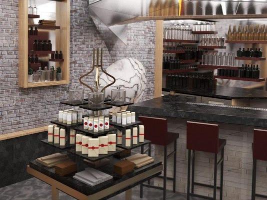 Sfumato Fragrances Bar