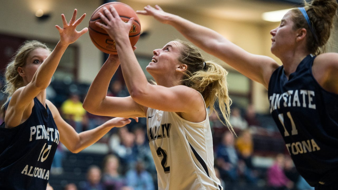 Highlights of LVC women's basketball's first win of the season over Penn State-Altoona Saturday.
