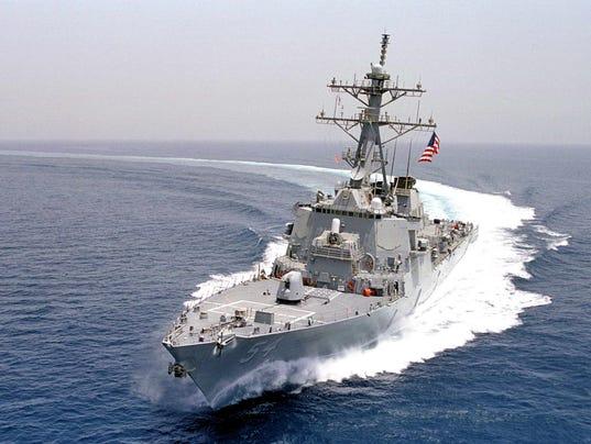 AFP US-TAIWAN-WEAPONS-FILES DEFENCE AT SEA ARABIAN GULF