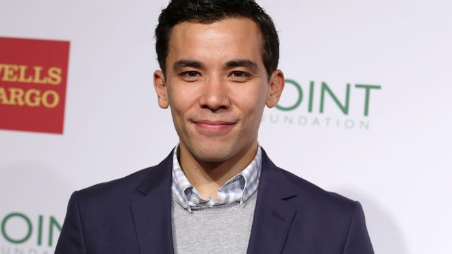 "FILE - In this April 13, 2015 file photo, actor Conrad Ricamora attends the Point Foundations ""Point Honors 2015 New York Gala"" at The New York Public Library in New York. Ricamora stars on ABC's hot new drama ""How To Get Away with Murder"" and he's also singing on Broadway in Rodgers & Hammerstein's classic musical ""The King and I."" (Photo by Greg Allen/Invision/AP, File)"