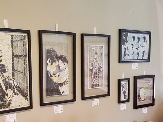 Lone eagle brewing spotlights local artists for Michaels crafts bridgewater nj