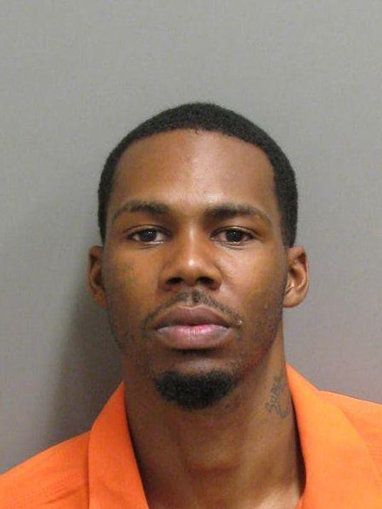 Darius McCall is charged with two counts of attempted murder..jpg