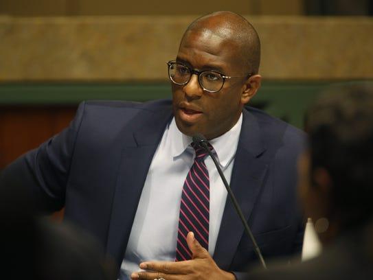 Mayor Andrew Gillum