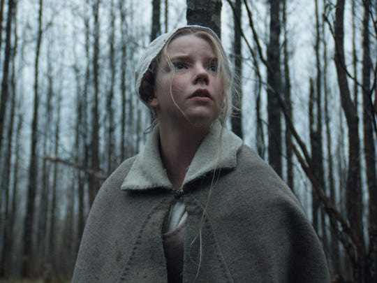 This photo provided by courtesy of A24 shows Anya Taylor-Joy