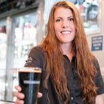 Wooden Legs Brewing Company's Angela Yahne.