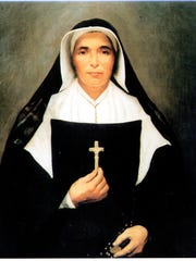The story of Saint Mother Theodore Guerin is told at