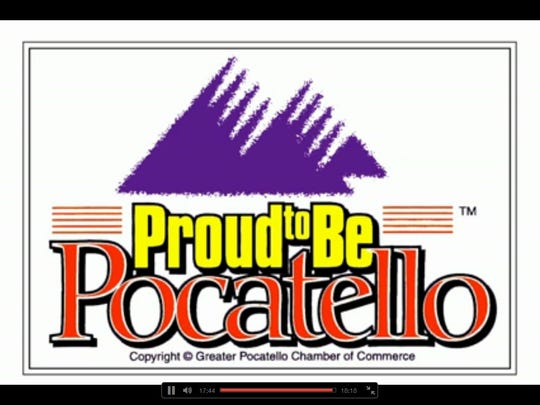 Pocatello, Idaho, brandishes what is considered by the North American Vexillological Association to be the worst city flag in North America.