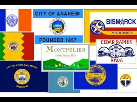 Many local and regional flags miss the mark for a variety