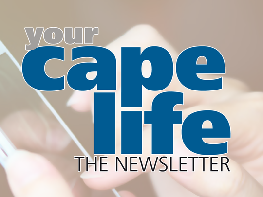 Your Cape Life email newsletter