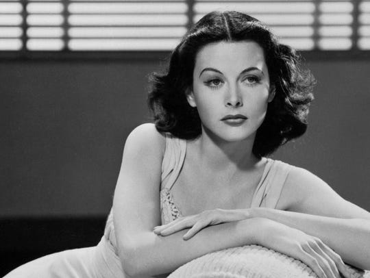 """Bombshell: The Hedy Lamarr Story"" is a documentary"