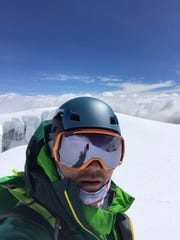 Driver Justin Marks will climb Anconcagua, the tallest mountain in the Western Hemisphere, in January