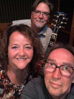 Jazz trio Coffey With Steve will take the stage this week at Mountain Home's Friday Night Block Party.