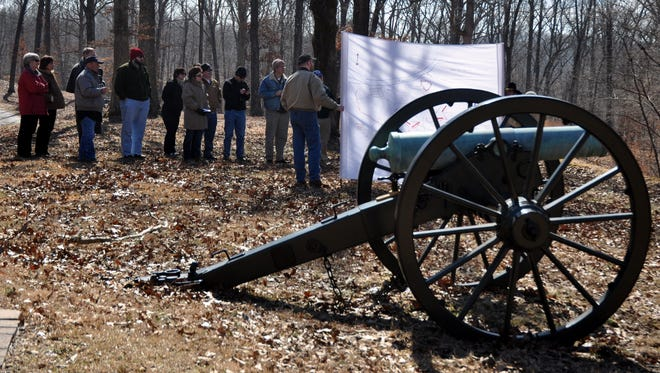 Fort Donelson National Battlefield.