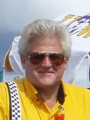 Bob Schellhase, owner of the GP-12 team, has Evansville