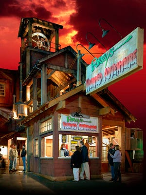 Ripley's Haunted Adventure in Gatlinburg is hosting its 19th annual Fright Nights Show every Friday, Saturday and Sunday in October and on Halloween.
