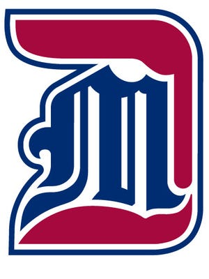 University of Detroit Mercy's new logo.