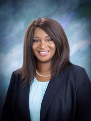 Shawntel L. Polk joined the Bank as Branch Manager
