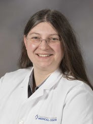 Dr. Joy Houston serves as program director of psychiatric