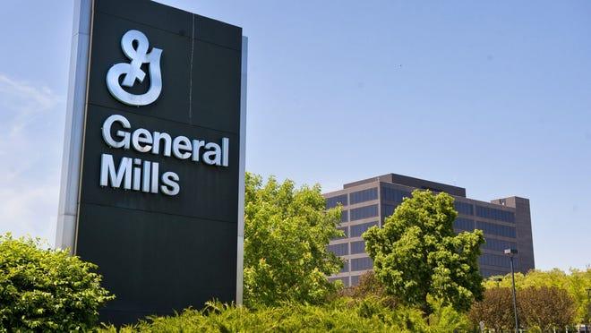 General Mills headquarters in Golden Valley.