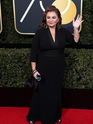 """Roseanne Barr says she didn't ask for money from ABC in order to let """"The Conners"""" proceed out of a sense of penance."""