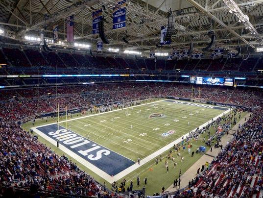 Rams Owner Stan Kroenke Planning Nfl Stadium In Los