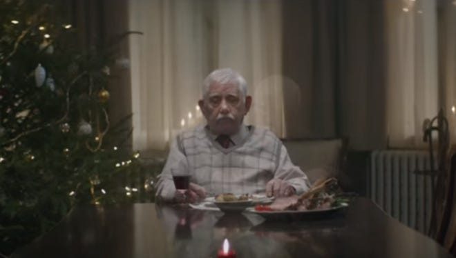 EDEKA released an emotional Christmas ad on Nov. 28, 2015.