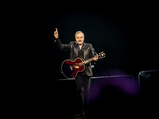 Neil Diamond Tour  Setlist