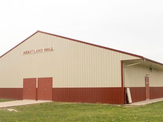 Heartland Hall Delaware County Fairgrounds