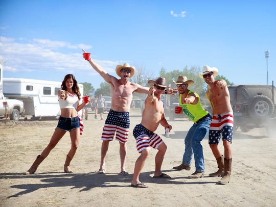 The 15th annual Night in the Country music festival
