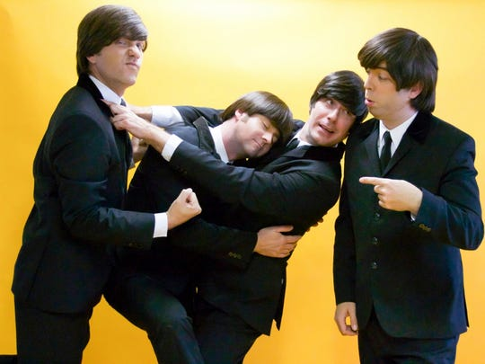 """The award-winning, nationally touring production """"In My Life – A Musical Theatre Tribute to the Beatles"""" returns to the Elsinore Theatre stage 2 p.m. Sunday, Oct. 9."""