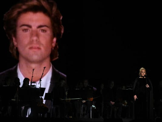 Adele George Michael Tribute