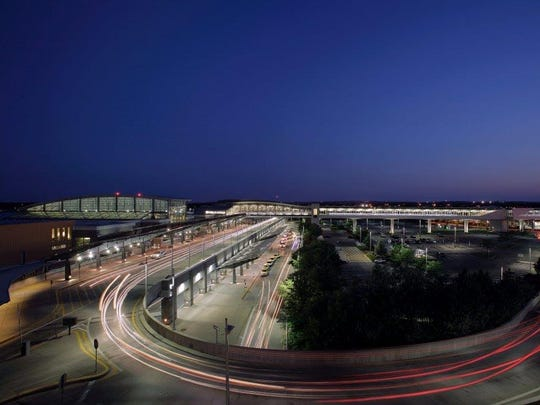 T. F. Green Airport is expanding its international