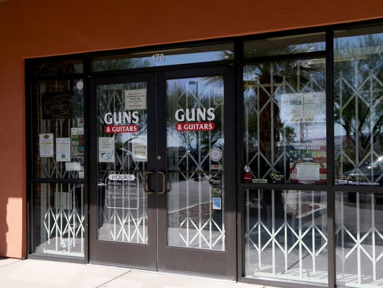 Guns & Guitars, where Stephen Paddock purchased firearms