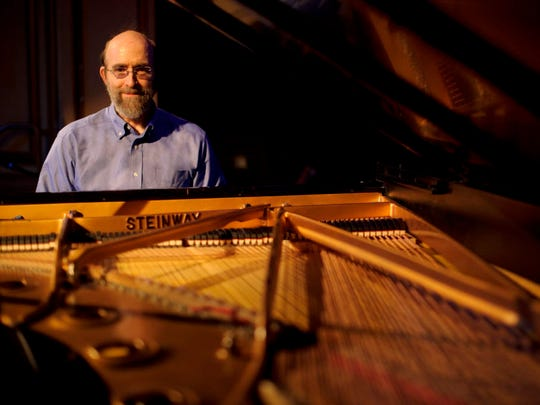 George Winston performs Tuesday and Wednesday at the Marcus Center for the Performing Arts