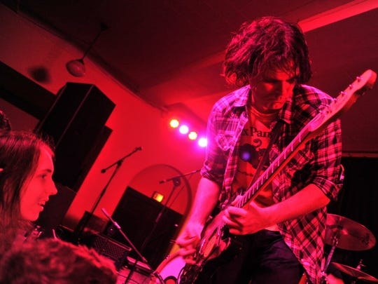 Local H performs at Shank Hall Friday.