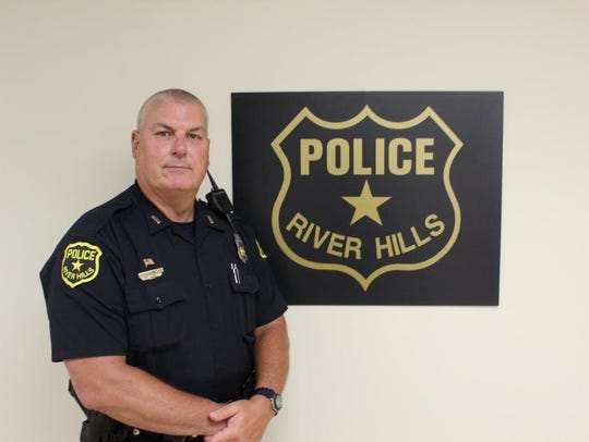 Former River Hills Police Chief Todd Cowie retired Friday, April 27, after 34 years of service to the department.
