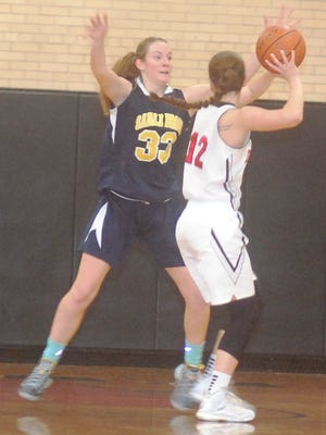 Saddle Brook's Brianna Brooks (33) is taking her hoops game to William Paterson this winter.