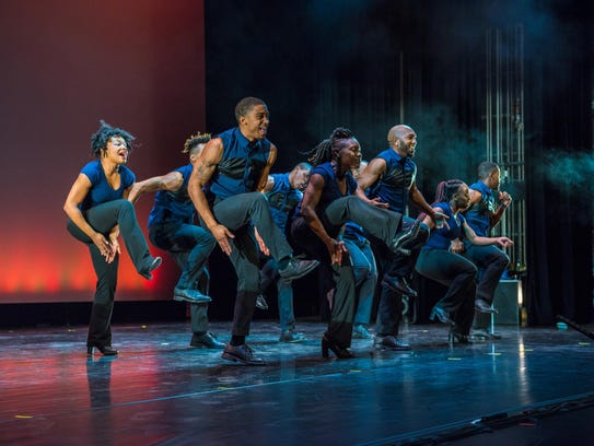 Step Afrika! will share the tradition of stepping when