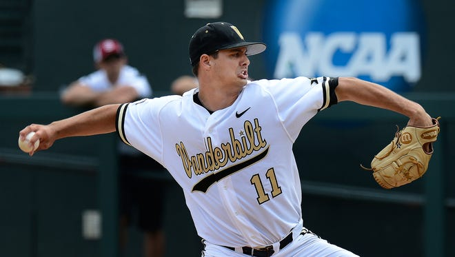 After being handed an early 10-run lead, Tyler Beede allowed six earned runs in 4 2/3 innings, his shortest outing of the year, against Stanford in the Super Regionals.