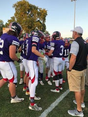 West Branch busted out the purple swag versus Jesup.